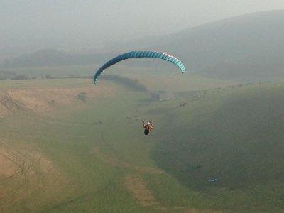 Airsports Paragliding