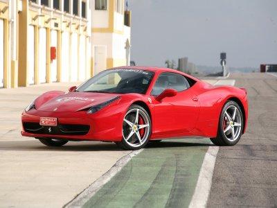 Drive a Ferrari F458 Italia, Cheste circuit