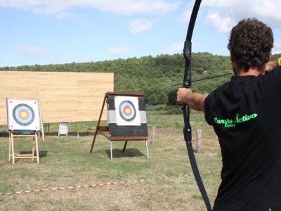 Archery in Hornos de Moncalvillo, 2h
