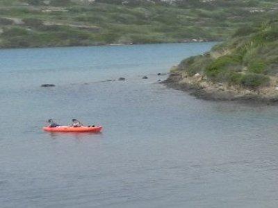 Kayaking trip + 2 nights in Fornells