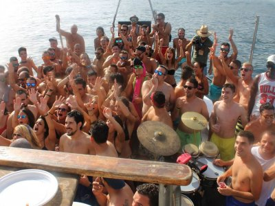 Mojácar Boat Party I