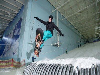 Chillfactore Snowboarding