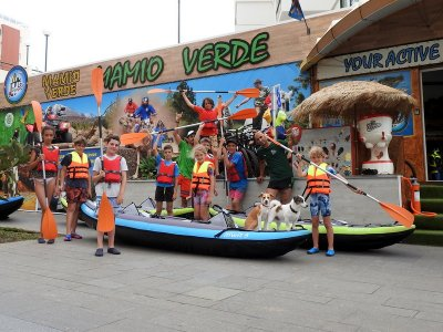 Multi-Adventure Camp in La Orotava 1 week