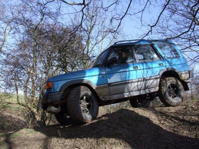Supreme Adventure Sports 4x4 Routes
