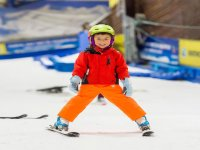 Lessons for beginners at Snowdome