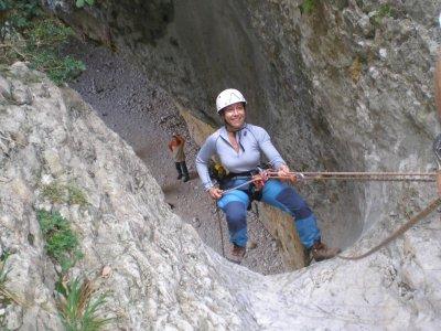 level I-II Canyoning, Sierra de Guara.