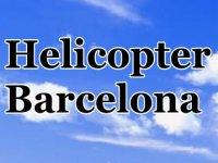 Helicopter Barcelona