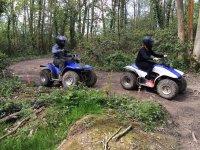 Driving quads