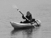 Kayak in Mudeford with ShoreSports