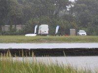 Find the ShoreSports van at Mudeford Quay