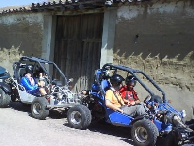 Aventura Salamanca Buggies