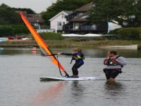 Windsurfing lessons with ShoreSports