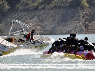 Canoe, Pedal Boat, Banana Boat & Glider, Esera