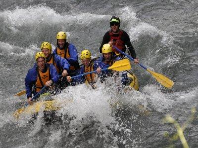 Canoe, Pedal Boat, Banana Boat & Rafting, Campo