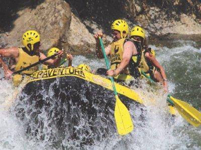 Pack: Rafting & Open Kayak or Pedal Boat, Esera