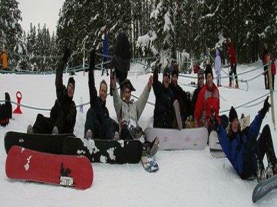 Full On Adventure Snowboarding
