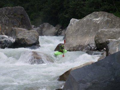 La Rafting Company Kayaks