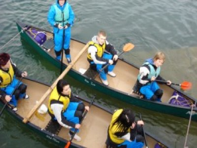 Grenville House Outdoor Education Centre Canoeing
