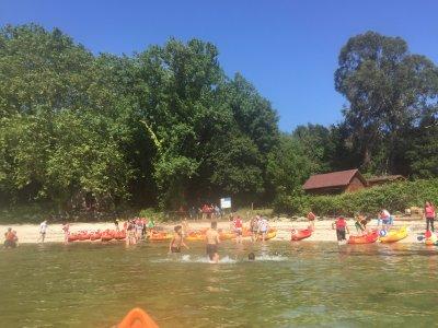 Kayaking Trip to Cortegada Island, 4 hours