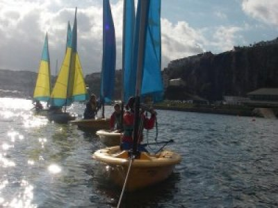 Grenville House Outdoor Education Centre Sailing
