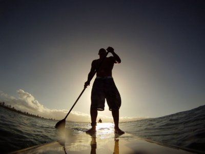 SUP course in Punta Umbría, 2 hours