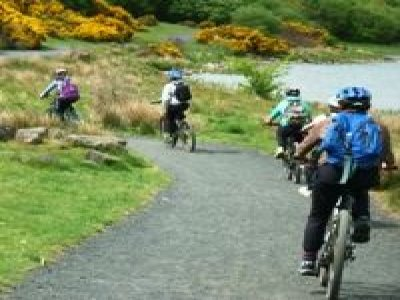Collective Training Mountain Biking