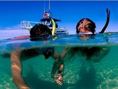 Snorkelling in Arousa Island - Half a day