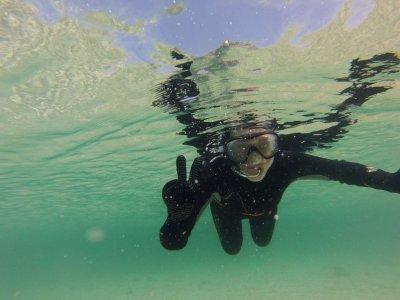 Snorkelling in Isla de Arosa - 1 day