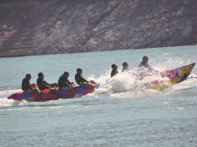 Rafting+Vía Ferrata+ Multi-Activity, Esera & Lake