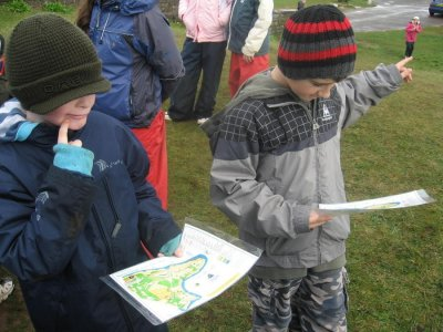 Grenville House Outdoor Education Centre Orienteering