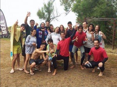 La Madrileña de Surf Campamentos de Surf