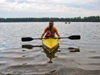 Kayaking Hawk Adventures