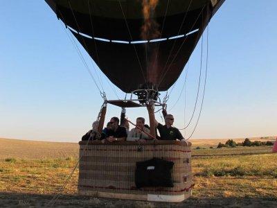 Balloon Flight Aranjuez + HQ Video, Photos, Brunch