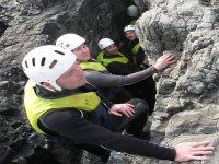 Coasteering Climbing Hawk Adventures