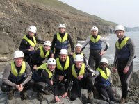 Coasteering Group Hawk Adventures