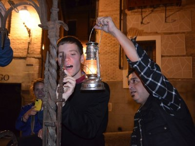 Guided Magical Tour, of Toledan legends