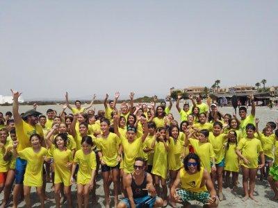 Multi-Adventure Camp&Water activities, 1 month