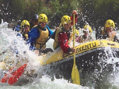 Rafting, Ferrata Ravine & Multi-Activity, Esera