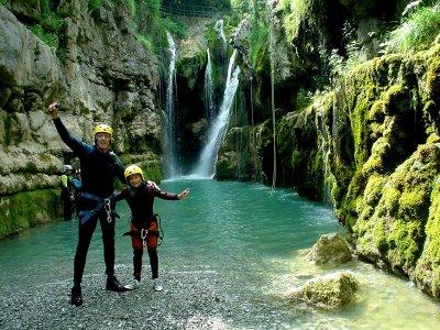 Level I Canyoning, Huesca Pyrenees