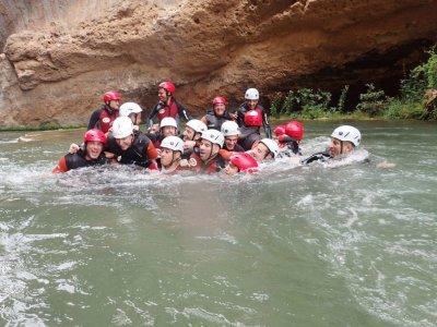 Rafting + Cayoning + 2 nights in Buendía