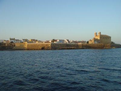 Sailboat race Alicante-Tabarca 9hours