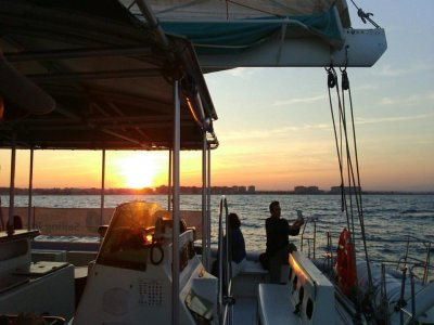 Boat trip, Denia, 90 minutes