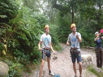 Outdoor Rock Climbing Experience