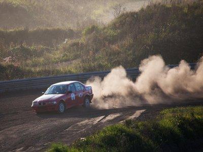 Kankku Rally Driving