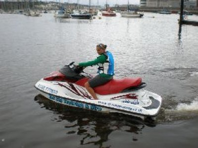 Devon Powerboating Jet Skiing