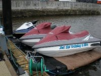 We have a collection of jet skis to choose from