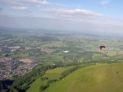 South East Wales Club Paragliding