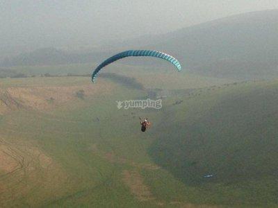 Norfolk Club Hang Gliding