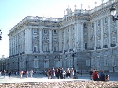 Alcazar de Madrid Workshop