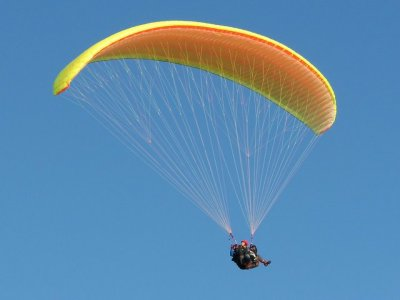 Cloudbusters Paragliding Centre Paragliding